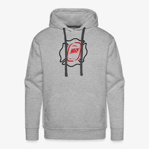 Off Duty Iron Maltese - Men's Premium Hoodie