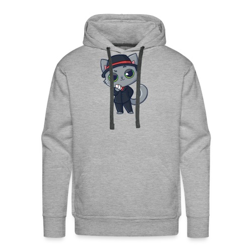 Casino Cat - Men's Premium Hoodie