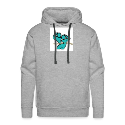 Looking Good in My Skin - Men's Premium Hoodie