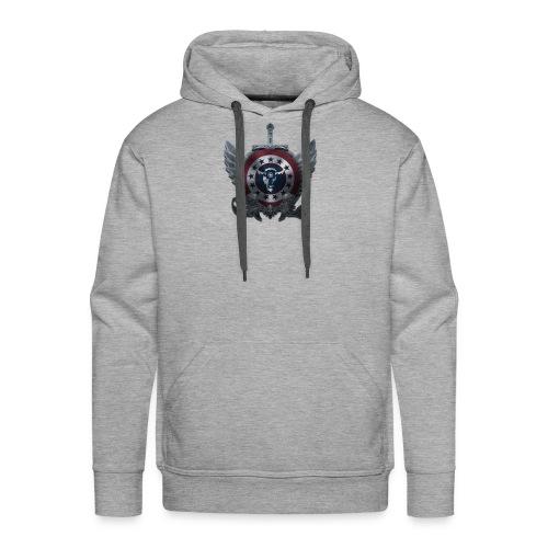 Guardians of America - Small Logo - Men's Premium Hoodie