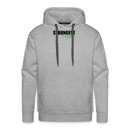 strongest styles 03 - Men's Premium Hoodie
