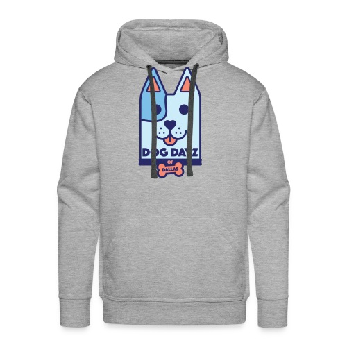 Dog Dayz of Dallas - Men's Premium Hoodie