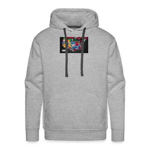 nba all teams - Men's Premium Hoodie