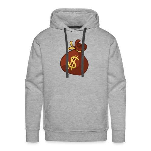 Money Bag - Men's Premium Hoodie