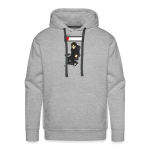 Lazy Boy Loading - Men's Premium Hoodie