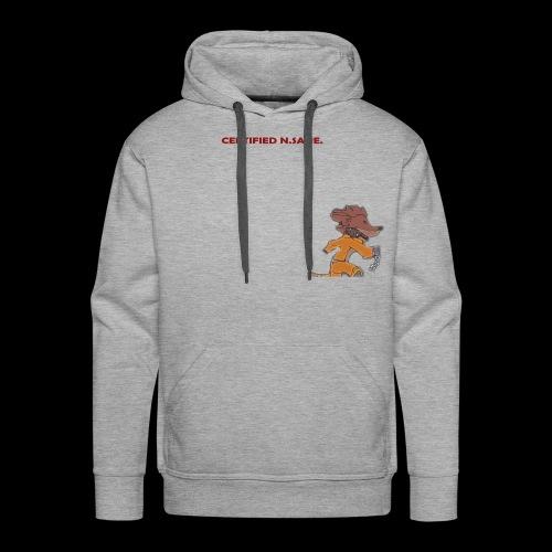 Free Bandicoot (Certified N.Sane). - Men's Premium Hoodie