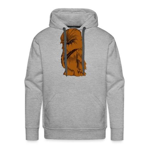 Angry Chewbacca - Men's Premium Hoodie