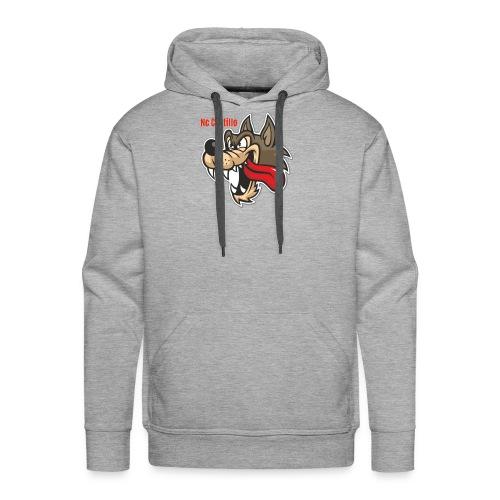 Wolf - Men's Premium Hoodie