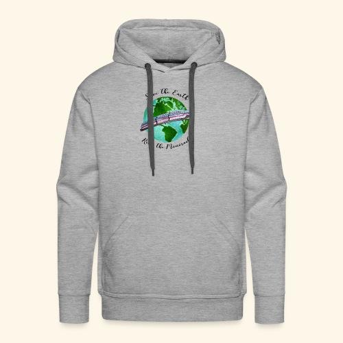Save the Earth - Men's Premium Hoodie
