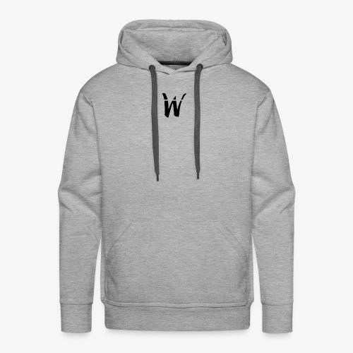 Whisperz Logo - Men's Premium Hoodie