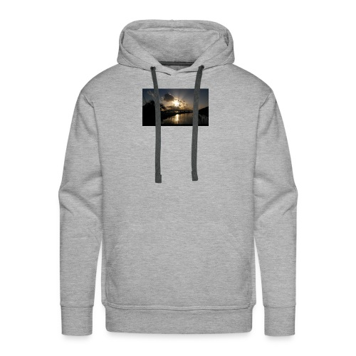 Ocean View - Men's Premium Hoodie