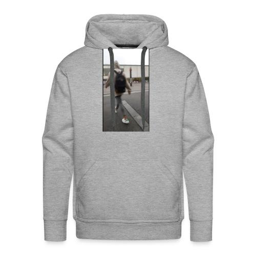 hoodie walker - Men's Premium Hoodie