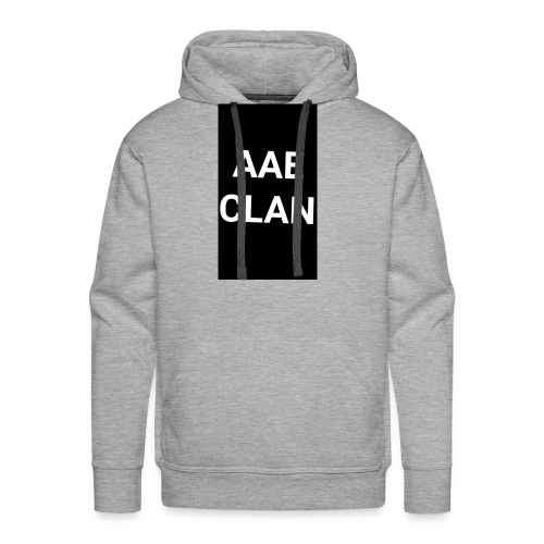AAE CLAN MERCH - Men's Premium Hoodie