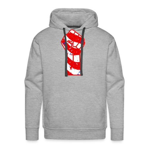 4th of July spreed shirt the independence day red - Men's Premium Hoodie