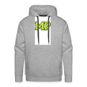 Mp Matthew playz logo long sleeve - Men's Premium Hoodie