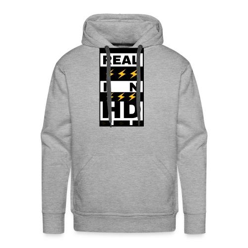 Real In HD - Men's Premium Hoodie
