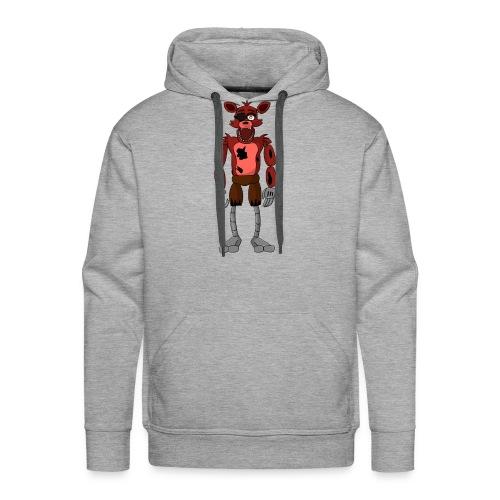 cool foxy 5.0.2 mrech - Men's Premium Hoodie