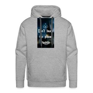 HarryPotter shirt - Men's Premium Hoodie