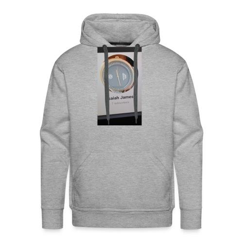 Isaiah James bundle set - Men's Premium Hoodie