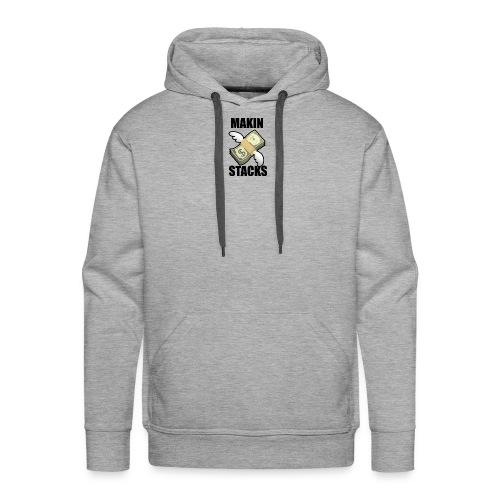 Makin Stacks - Men's Premium Hoodie