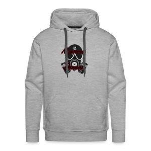 new monztrouz demonz logo - Men's Premium Hoodie