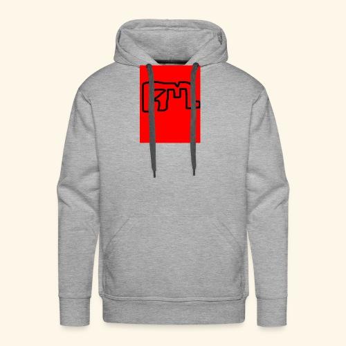 Gray shirts - Men's Premium Hoodie