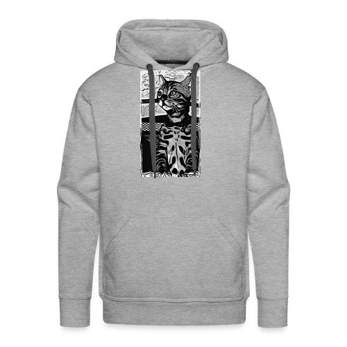 Simbas sunset - Men's Premium Hoodie
