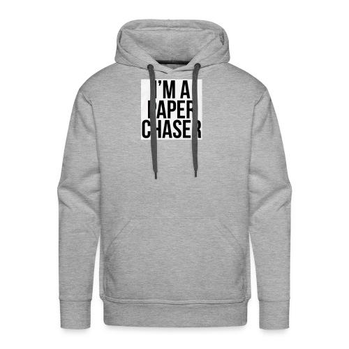 paper chaser - Men's Premium Hoodie