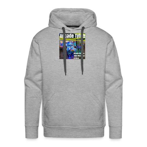 Arcade Tylen Merch Design - Men's Premium Hoodie