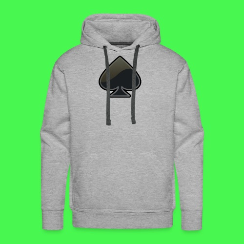 spade-304399_640 - Men's Premium Hoodie