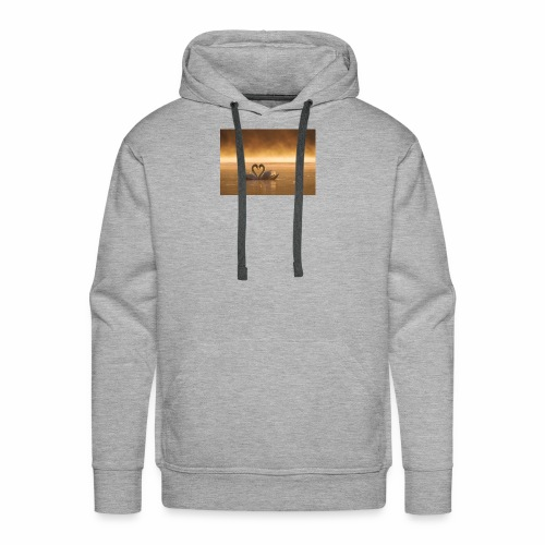 true love - Men's Premium Hoodie
