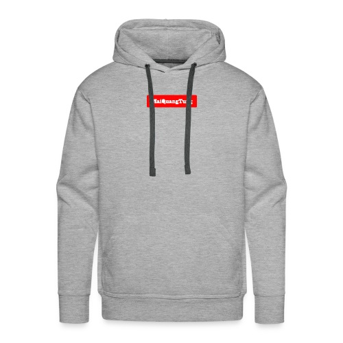 Red & White Official - Men's Premium Hoodie
