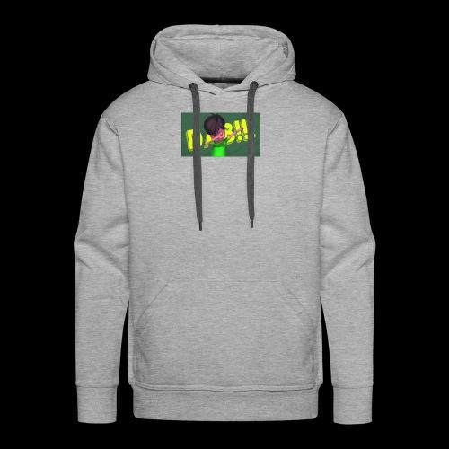 Nick India - Men's Premium Hoodie