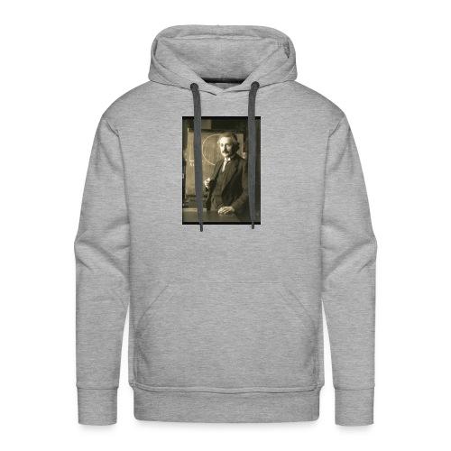 Professor Einstein - Men's Premium Hoodie