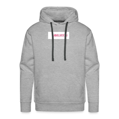 Yaboiijoseph - Men's Premium Hoodie