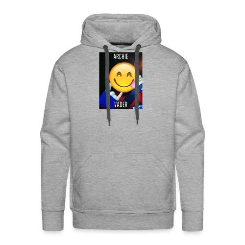 ARCHIEVADER123 - Men's Premium Hoodie