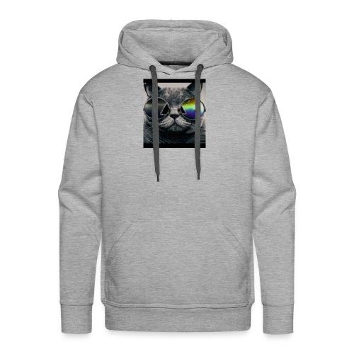 BlueRiderGr Test T-Shirt - Men's Premium Hoodie