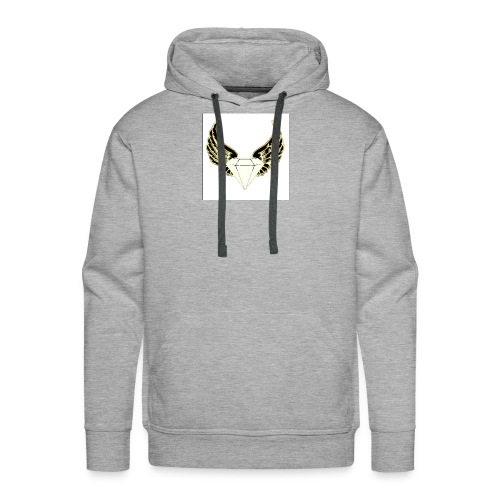 black and yellow glo edition - Men's Premium Hoodie