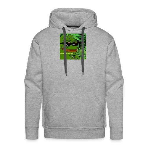 Smoke meme - Men's Premium Hoodie