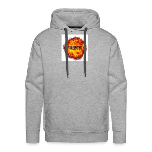 Original fireboys merch - Men's Premium Hoodie