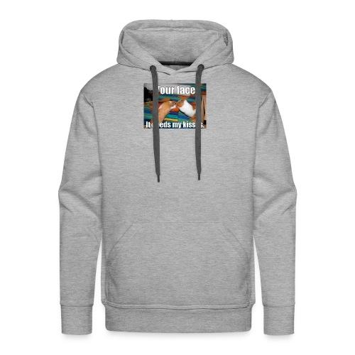 UDSYFIOwehipgwaepfihweihuaegwiaweiupfg - Men's Premium Hoodie