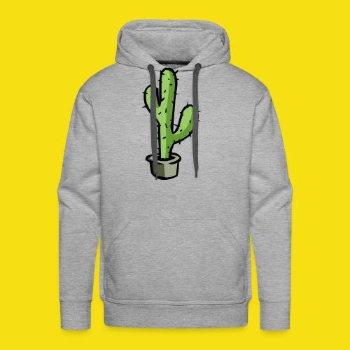 Prickly Cactus - Men's Premium Hoodie
