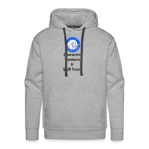 SB Seal Design - Men's Premium Hoodie