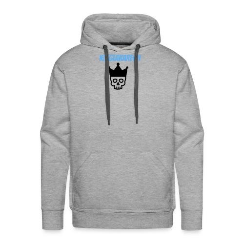king symbol - Men's Premium Hoodie
