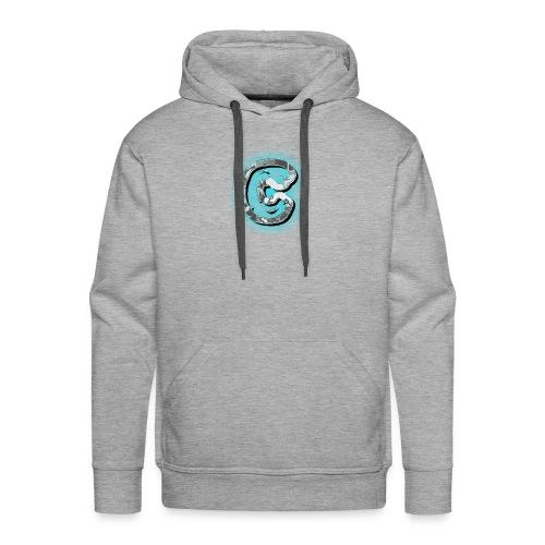 Croma Signature Logo - Men's Premium Hoodie