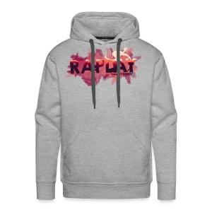 Raplay Paint #VemPraRaplay - Men's Premium Hoodie