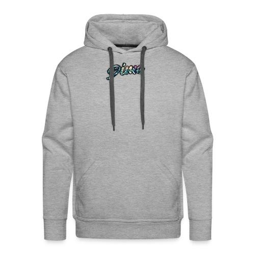 Dime® Floral - Men's Premium Hoodie