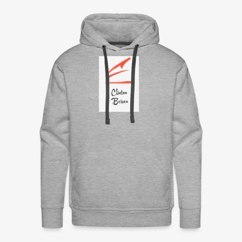 Clinton brisco youtube merch - Men's Premium Hoodie