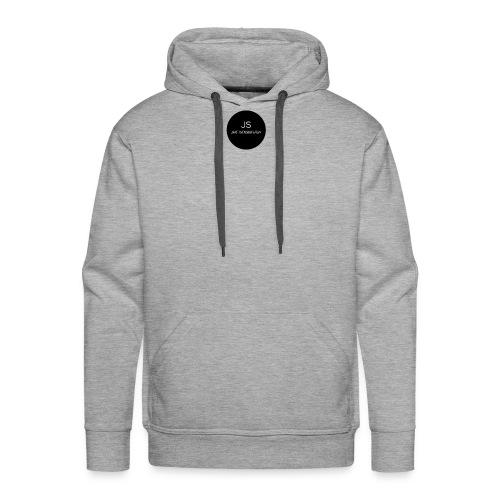 Jake thenonselfish logo - Men's Premium Hoodie