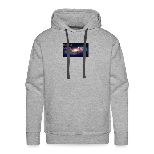 Dubstep Gaming Galaxy Design - Men's Premium Hoodie